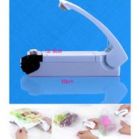 Wholesale Hot Sales Mini Vacuum Food Plastic Bag Impluse Sealer Handheld Tool Portable Metal C367