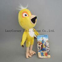 bird toys - High Quality The Movie Rio Parrot Birds Nico Plush Toys Soft Stuffed Animal Dolls quot cm