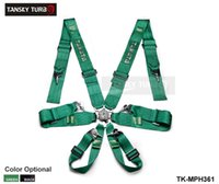 car seat belt belts - Black Green TAKATA quot POINTS Car Seat Belt with FIA Homologation Harness Racing Satefy Seat TK MPH361