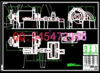 Wholesale S3645 wet ball mill drawing Full Machining drawings