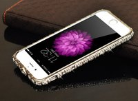 bling cell phone case - Luxury Diamond Bling Cell Phone Case For Apple iphone S S w Retail Package Freeshipping By DHL