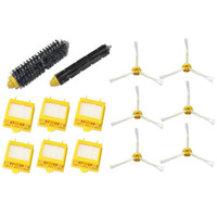 Wholesale Hepa Filters Bristle Brush Flexible Beater Brush Armed Side Brush Pack Set for iRobot Roomba Series