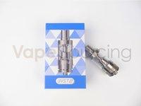 Wholesale 2015 Newest Original iSmoka Eleaf iJust Atomizer ml Capacity ohm EC Head Thread Sliver iJust Atomizer
