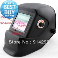 Wholesale Fully Automatic Auto Darkening Mig Tig Mag Arc Welding Helmet Mask Welding we are the best