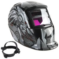 arc welders for sale - Newest Hot Sale Auto Cool Darkening Welding Helmet Mask Welders Arc Tig Mig Grinding Solar Powered For Welders Mask High Qulaity