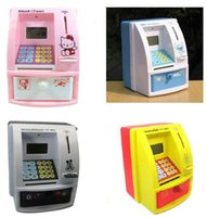 atm teller machine - 2015 New The children gifts creative gift speech piggy bank ATM teller machine or intelligent counting Money Boxes Z00749