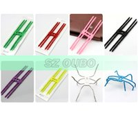 Wholesale Flexible Spider Mount for Mobile Phone All Purpose Universal Holder for Cell Phones Phone Clip Bracket mix colors