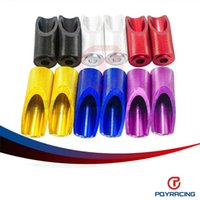 Wholesale PQY STORE Ruckus Zoomer Aluminum Foot Pegs For Honda Red blue black silver gold purple PQY QT42