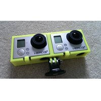 Wholesale for White D Printed in Cameras Case Shell Protective Frame for Gopro Hero Cameras