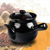 Wholesale Casserole chinese herb pot bottles health pot ceramic casserole drug pot health pot