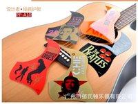 acoustic guitar parts sale - 2 Guitar Hot Sale New Fashion Acoustic Guitar Anti Scratch Folk Pickguard Pick Guard Plate Guitar Parts