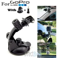 Cheap gopro hero 3 accessories Best Suction Cup holder