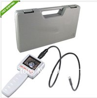 Wholesale quot Video Inspection Borescope Endoscope Pipe mm Camera Snake Scope Meter