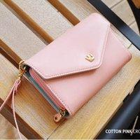 Wholesale Mini Multifunction Ladies Wallet mobile phone M214
