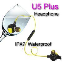 Cheap For Palm IPX7 Waterproof Earphones Best Waterproof Wireless Bluetooth Wireless Headphone