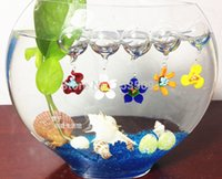 Wholesale European style Child Glass crafts aquarium decorations Glass ornaments they are pure hand making process
