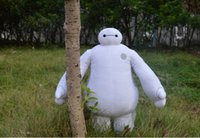 Wholesale New Arrival Big Hero Action Figures White Toys inch CM Baymax Stuffed Plush Animals Toys Christmas Gfit for kids