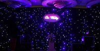 RGB active deals - 5M M Led Star Curtain with and Super Deal Customized LED Star cloth LED Backdrops LED Curtain Screen with one controller