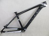 Wholesale Cube er mountain carbon fiber bike frames MTB hardtail carbon frame with headset frame size quot and quot multi color available