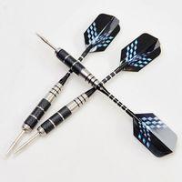 Wholesale Professional g Metal Darts Copper Dart Steel Tip Darts Various Style Boomerang cm Length