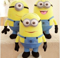 Wholesale Big Size CM D Despicable ME Very Big Movie Plush Toy Inch Minions Toys Hobbies One