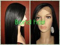 brazilian hair lace front wig - Brazilian Hair Lace Front Wig Yaki Straight quot quot Brazilian Hair Lace Front Wig Black B Brazilian Hair Lace Front Wig no shedding