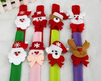 Big Kids childrens toys and gifts - 2015 New Christmas Santa Claus wristband toys childrens gifts Xmas and New Year gifts christmas decorations
