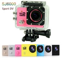action camera - 2015 New sj6000 WIFI Action Camera Sport Camera Waterproof M Mini Camcorder P full HD DV Not Go Pro SJ6000 inch