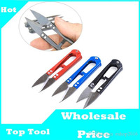 Wholesale 2015 New Multi purpose Hand Tools High Quality Practical Scissors Covenient Tailor Using Small Scissors A2