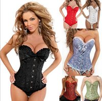 Wholesale Corset Girly Costumes Cotton Blends Waist Cincher Body Shaper Waist Cincher plus size waist training corset xl A114F8