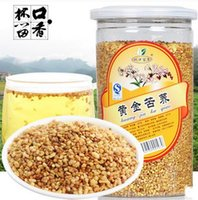 Wholesale 1set net weight g buckwheat tea buckwheat plantule full gold buckwheat tea fall blood surgar