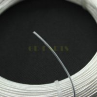 amplifier meter - 10 meters mm high purity silver plated OCC teflon wire for audio DIY x19 Amplifier