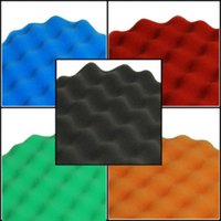 car polisher - 5 inch Waffle Velcro Buffer Polishing Pad Foam Pad Set For Car Polisher