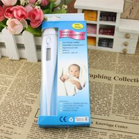 Wholesale Mini Designed Smart Portable Infrared Ear Body baby children IR Thermometer Supremely Accurate Digital LCD Thermometer