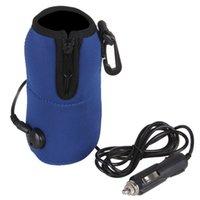 Wholesale 12V Universal Car Portable Baby Milk Warmer Heater MINI Linear Temperature Programmer