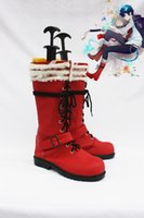 Wholesale Blue Exorcist Ao no Exorcist okumura rin Cosplay Boots Shoes