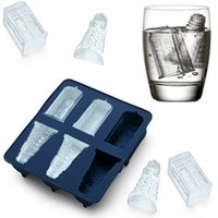 Wholesale Doctor Who Silicone Ice Cube Tray and Chocolate Mold Tardis and Daleks