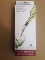 wine - 2015 NEW Stainless Steel Wine Cooling stick Corkcicle White Red Wine Chiller Replace the Ice Bucket