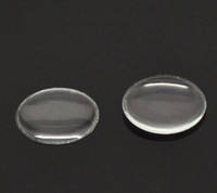 Wholesale Hot Sale Clear Round Epoxy Domes Resin Stickers mm Dia Over Free Express