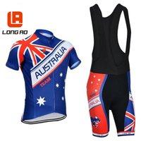 australian s - Cycling jersey European Cup national Australian team Pro Cycling maillot cycliste ropa ciclismo roupas cyclist Mountain Bike Equipment