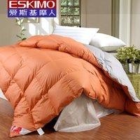 Wholesale ESKIMO Christmas Duvet All Season Down Duvet Comforter Luxurious High Quality Cotton Easy Care Super Soft Queen King Size