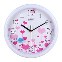 bell pocket watch - Clocks mute wall clock individuality brief art bell wall clock pocket watch