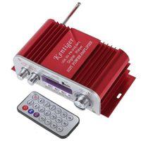Wholesale HY3006 Sound Mode V Mini Digital HIFI Car Power Amplifier Audio Music Player Support USB SD MMC Card A5