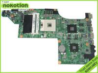 Gros-LAPTOP MOTHERBOARD pour HP DV6 i7 DV6T 630278-001 INTEL HM55 NON INTÉGRÉ ATI DDR3 seulement