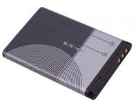 Wholesale 10pcs Original Freeshippping V mah BL5C battery for Nokia E50 N70 N72 BL C Battery