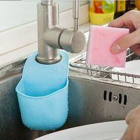 bamboo soap dish - x8 cm Pvc Mini Bathroom Hasp Hook Shelves Soap Holder Kitchen Dish Cloth Sponge Holder Storage