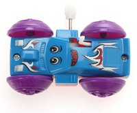baby dump - Baby Wind Up Toys Chain Double Faced Dump car Bouncing Car Tipper