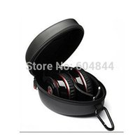 monster beats solo - Protection Carrying Hard Case Bag box for Monster Dr Dre Beats Solo Studio Headphone black