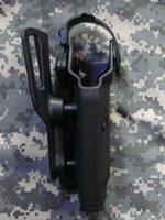 Wholesale Safariland M9 Waist Holster Without Light Tactical Holster For M9 Airsoft Painball Belt Gun Holster CS Game Combat Gun Pounch