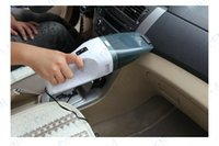 Wholesale 12V Mini Portable Car Vehicle Auto Rechargeable Wet Dry Handheld Vacuum Cleaner W type and W type